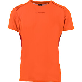 La Sportiva Blitz - T-shirt course à pied Homme - orange/rouge